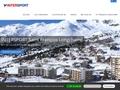 Détails : Location Ski Saint Francois Longchamp Intersport