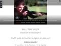 Ball Trap Laser et Arc Trap - Accueil
