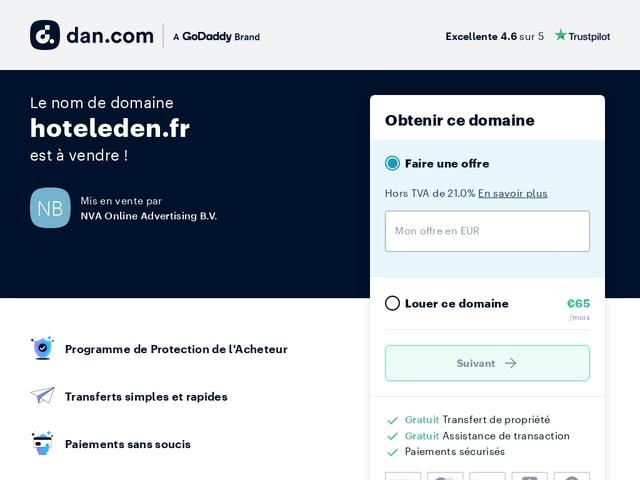 Hôtel Eden **