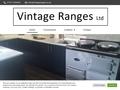 Vintage Ranges