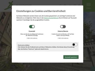 Vorschaubild der Webseite Kindergarten Regenbogenhaus
