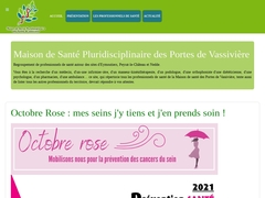 maison de santé Eymoutiers-Vassivière