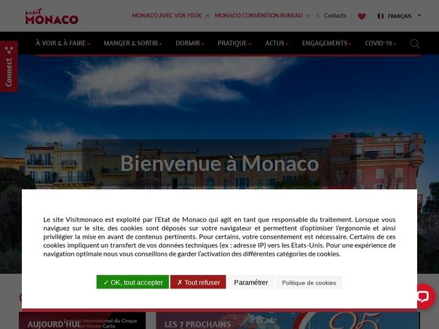 Monaco - Direction du Tourisme et des Congrès de la Principauté