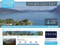 Détails : Webcam Duingt Lac Annecy