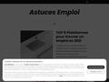 Détails : Astuces-Emploi.com