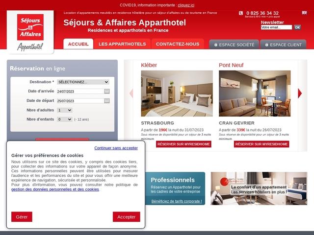Séjours & Affaires Lyon Saxe-Gambetta **