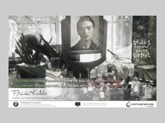 Frida Kahlo Corporation, sitio oficial, de los derechos, licencias, productos y familia Kahlo