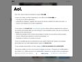 AOL Moteur de Recherche Web