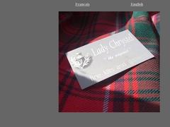 Lady Chrystel Kilts ecossais Scottish kilts France