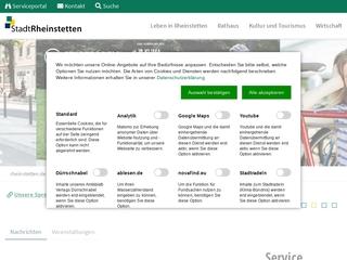 Vorschaubild der Webseite Kindergarten Regenbogen