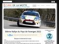 Détails : Ecurie de la Motte - Rallye de Faverges