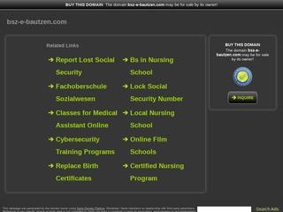 Vorschaubild der Webseite von Berufliches Schulzentrum für Ernährung und Hauswirtschaft