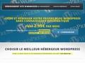 Serveur mutualisé Wordpress