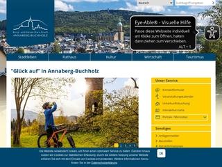Vorschaubild der Webseite Integrationseinrichtung  Buchholzer Waldzwerge