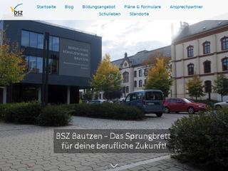 Vorschaubild der Webseite von Berufliches Schulzentrum für Wirtschaft und Technik
