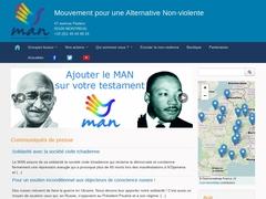 Mouvement pour une Alternative Non-violente