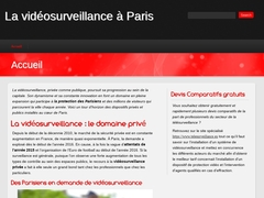collectif Paris sans vidéo surveillance