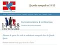 Détails : Poilus savoyards Grande Guerre 14-18 - Mémoire de guerre