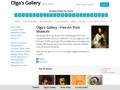 Olga's Gallery - Online Art Museum