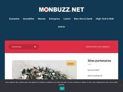 Référencement naturel grâce à Monbuzz