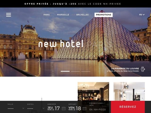Newhotel Bompard La Corniche ***