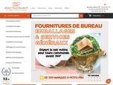 Vente de papeterie en ligne - Direct fournitures