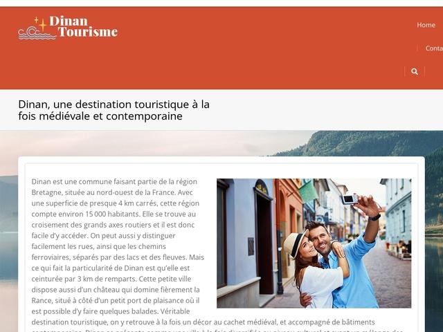 Office de Tourisme de Dinan