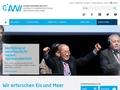 Alfred Wegener Institut für Polar- und Meeresforschung (AWI)