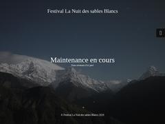 Festival La Nuit des Sables Blancs