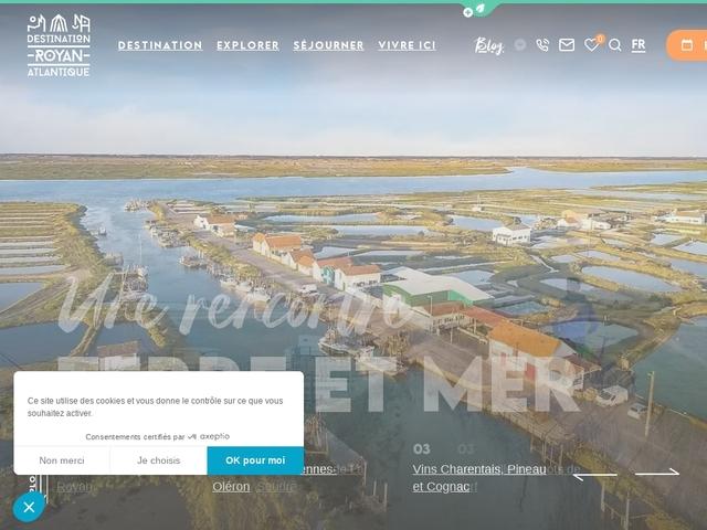 Office de Tourisme de Royan