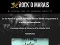Détails : Rock'o Marais Festival