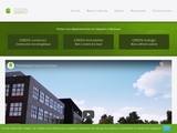 Green Construct: bloc coffrant et maison passive