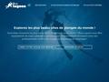 Blue lagoon, plongée sous-marine
