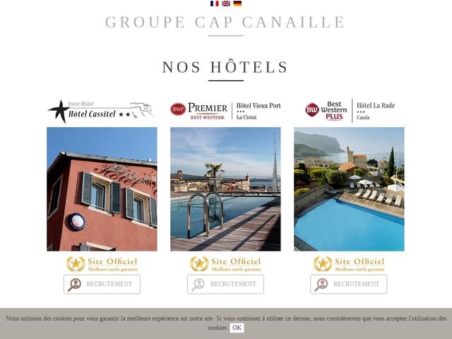 Hôtel Cassitel **