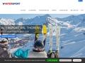 Détails : Location Ski Val Thorens Haut Station Intersport