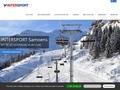 Détails : Location Ski Samoens Intersport