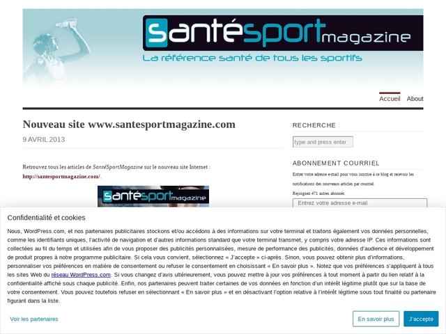 SanteSportMag