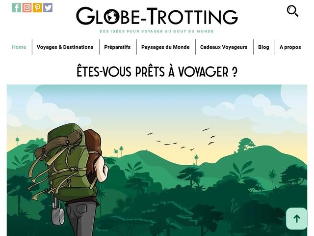 Globe-Trotting, LE Blog de Voyage !