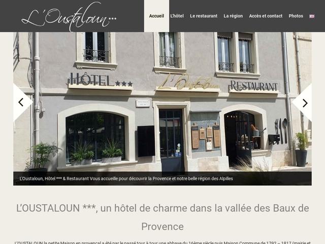 Hôtel l'Oustaloun **