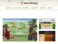 jeu virtuel