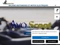 Détails : Avoscoot : Balades en motoneiges Morzine Avoriaz