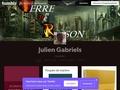 Julien Gabriels - romancier - blog tumblr