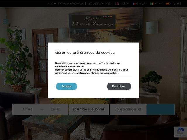 Hôtel Porte de Camargue **