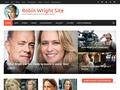 Robin Wright Website