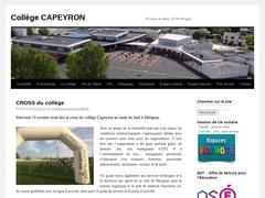 Collège Capeyron - Mérignac (33)