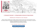 Détails : Almanach Savoyard